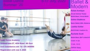 Basel Dance - Summer '20