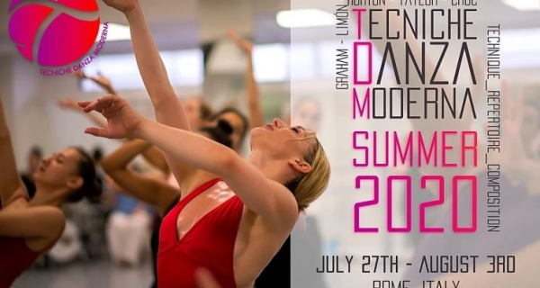 Tecniche di Danza Moderna - Summer Intensive